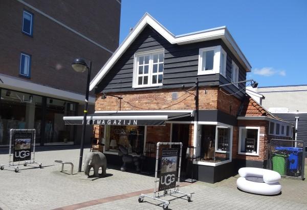Het Magazijn w Emmen, Holandia