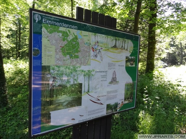 Tablica Informacyjna Emmerdennen (Emmen, Holandia)