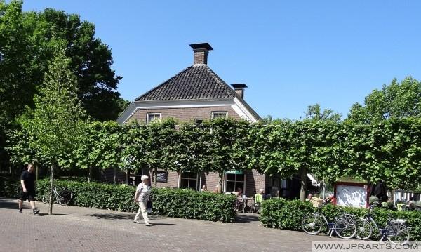 Restaurant De Kamer in Emmen, Niederlande