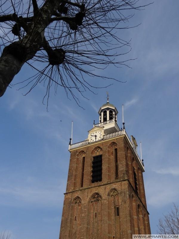 Torre della Chiesa Grande -o Maria Meppel, Paesi Bassi