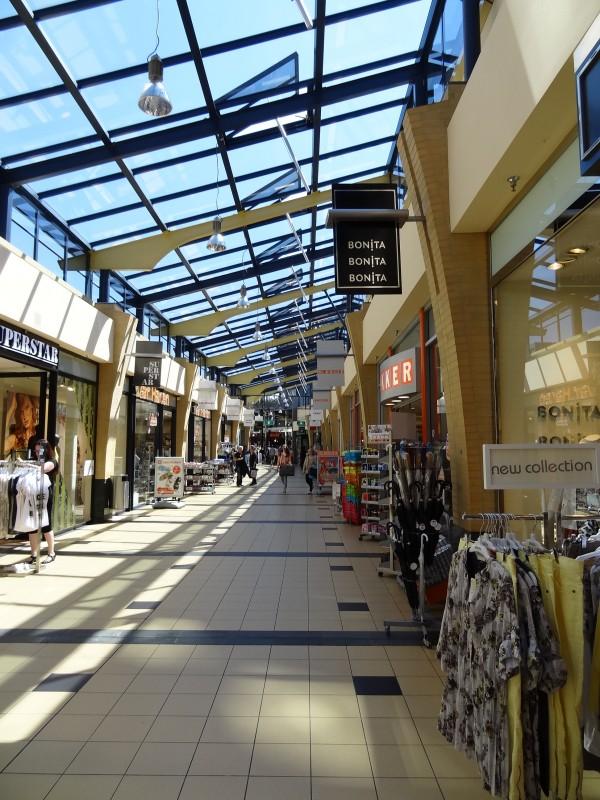 Einkaufszentrum De Weiert in Emmen, Niederlande