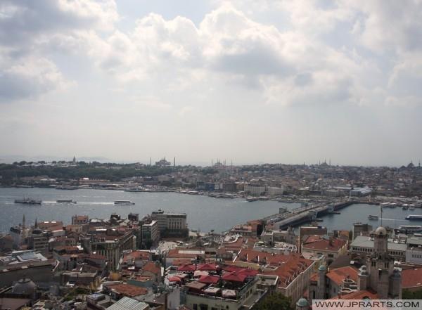 Galata Köprüsü (İstanbul, Türkiye)