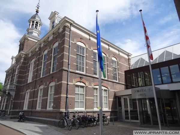 Gemeentehuis van Deurne, Nederland