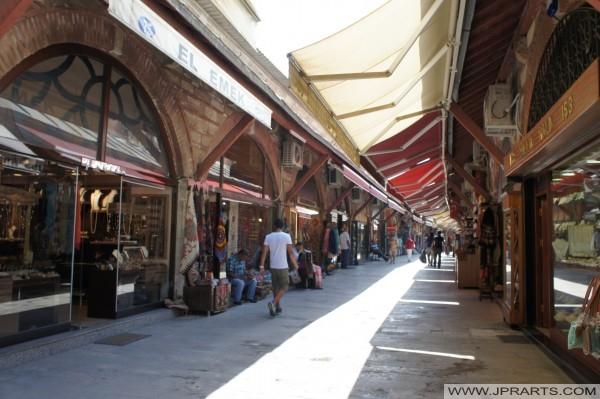 Einkaufen in Istanbul, Türkei