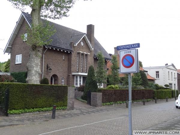 Stationslaan w Deurne, Holandia