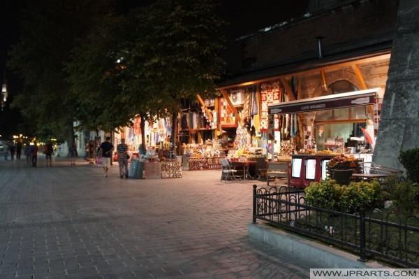 Streetview Istanbul, Turkey