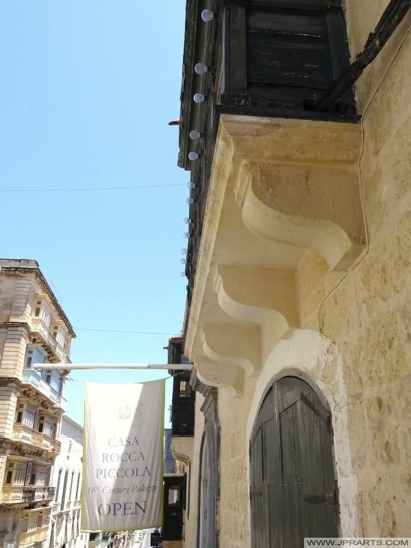 Casa Rocca Piccola (Valleta, Malta)