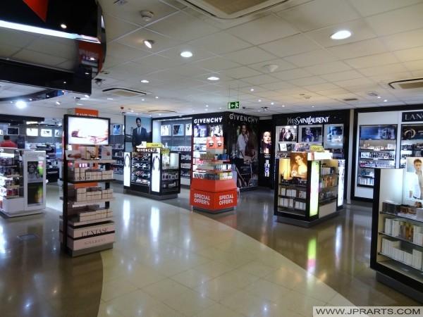 Zollfrei einkaufen Flughafen Malta