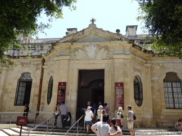 Co-Cattedrale di San Giovanni d'ingresso (Valletta, Malta)