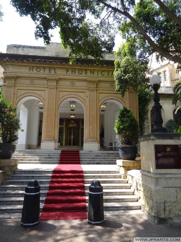 Hôtel Phoenicia Malta à Valletta