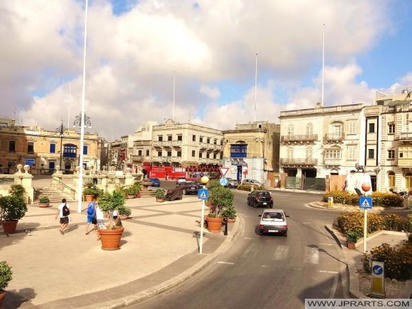 Placu Rotunda w Mosta, Malta