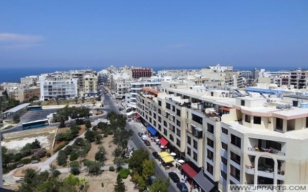 Hotel St Pauls Bay Malte