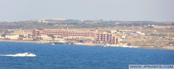 Paradise Bay Hotel w Cirkewwa, Malta