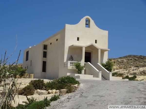 Sant'Anna Cappella Dwejra (Gozo, Malta)