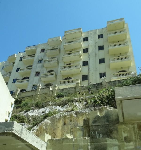 Edificio en Xlendi (Gozo, Malta)