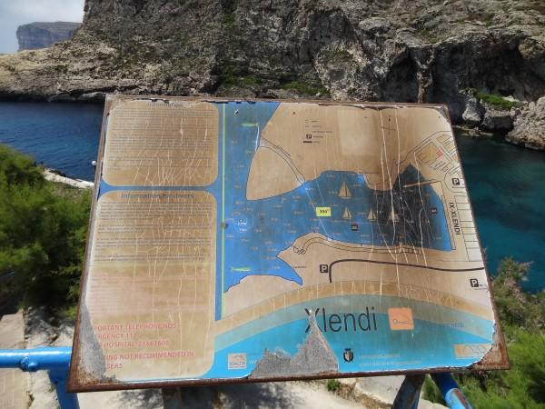 Informazioni Xlendi (Gozo, Malta)