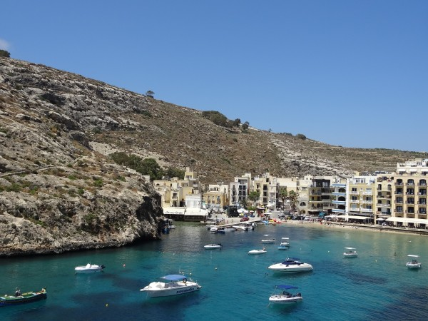 Ix-Xlendi (Gozo, Malta)