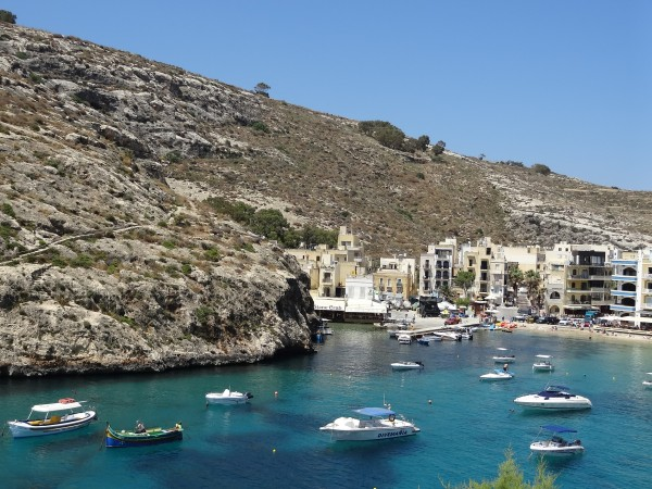 Village of Xlendi
