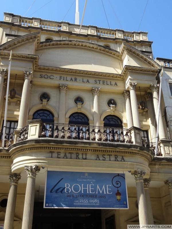 Astra Teatro de la Victoria (Gozo, Malta)