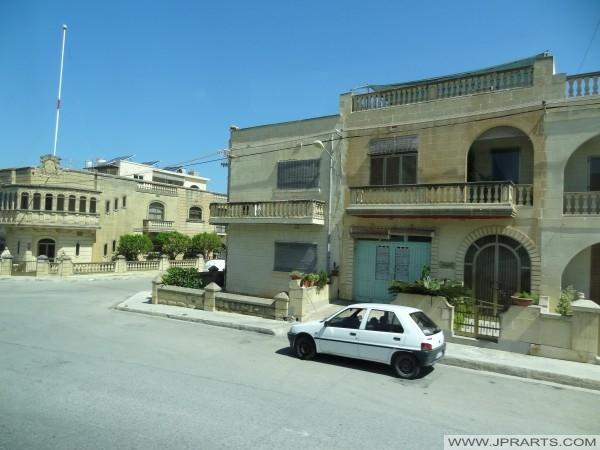 дома на острове Гозо, Мальта