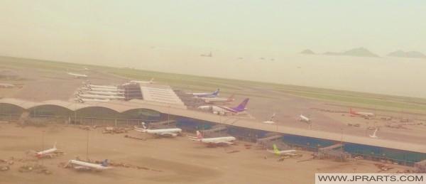 香港(赤鱲角)國際機場