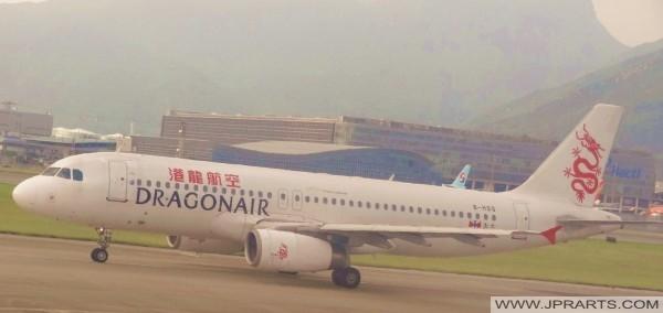 Dragonair B-HSQ Airbus A320-232