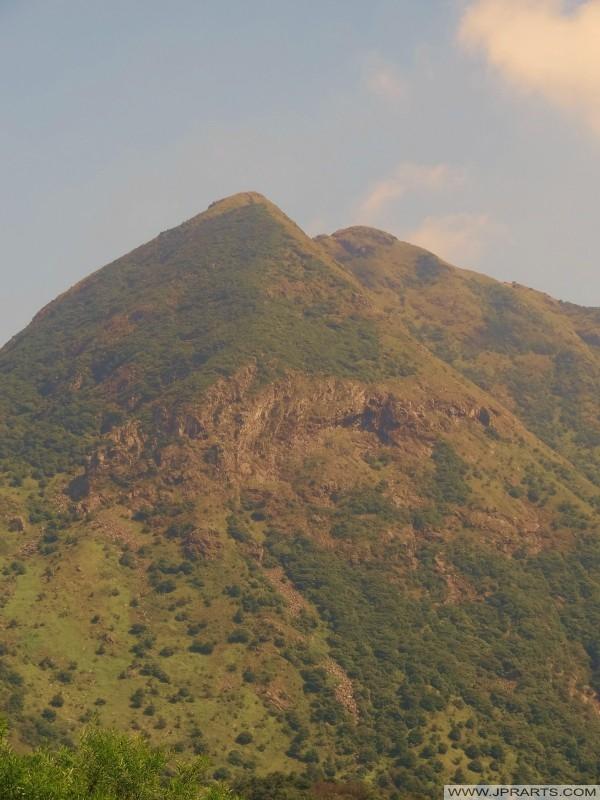 Lantau Pico o Fung Wong Shan (Hong Kong)