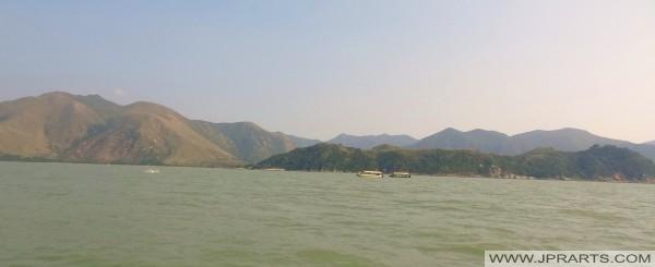 Repérer les dauphins roses avec une excursion en bateau à Tai O, Hong Kong