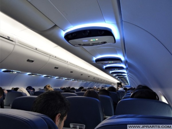 Boeing 767-300 Interior (Delta Air Lines)