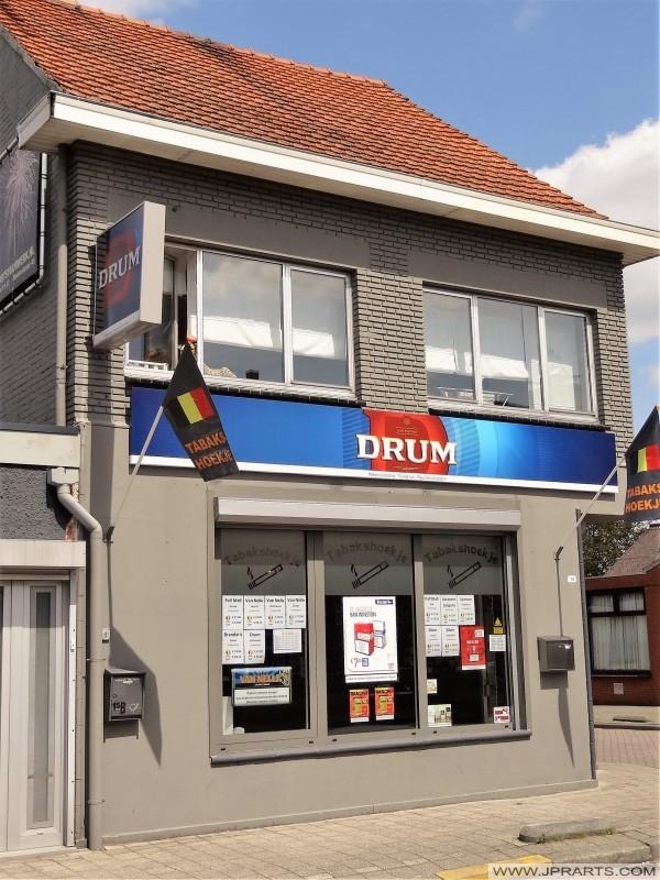 Drum - Tabaks Hoekje (Baarle-Hertog, Beļģija)