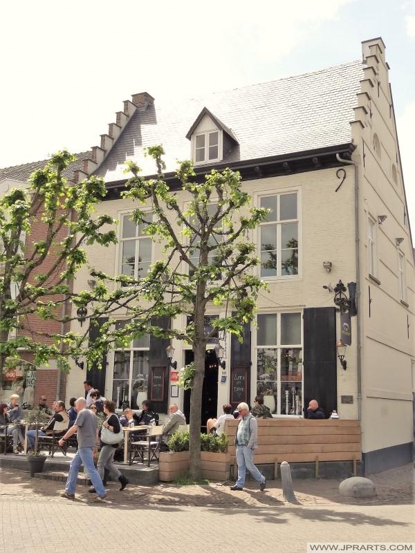 étkezőhely De Pomp Baarle-Nassau, Hollandia