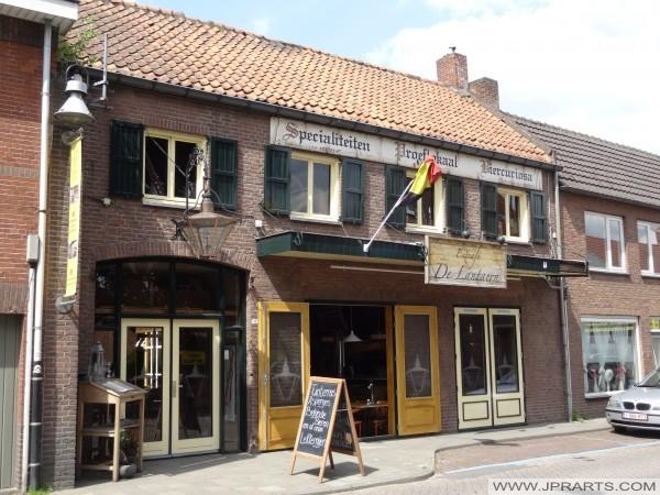 Ristorante De Lantaern a Baarle-Hertog, Belgio