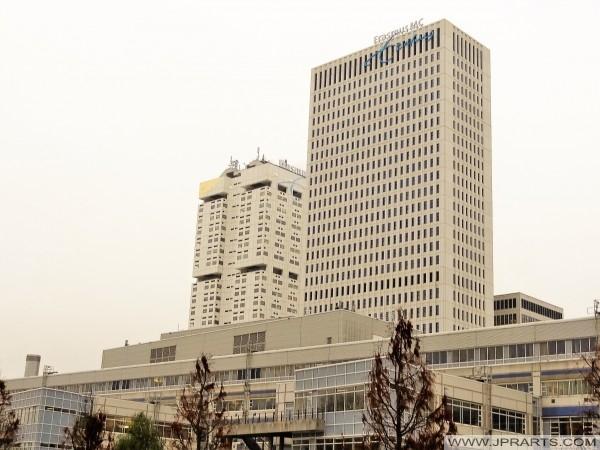 Centre Médical Érasme ou le Centre Hospitalier Érasme à Rotterdam, Pays-Bas