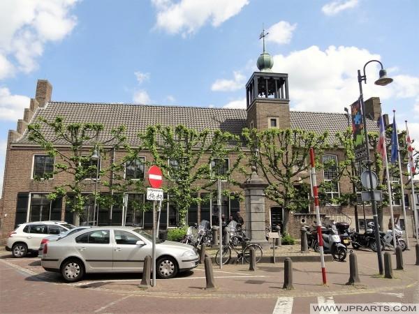 Gemeentehuis Baarle-Naussau, Nederland