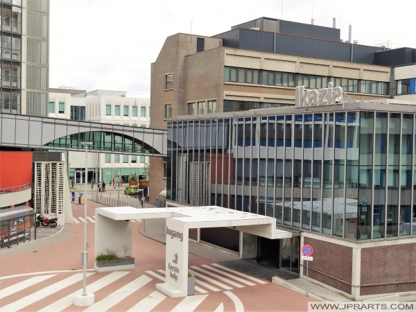 Rotterdam, Hollanda Ikazia Hastanesi