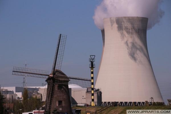 Elektrowni Jądrowej Doel, Belgia