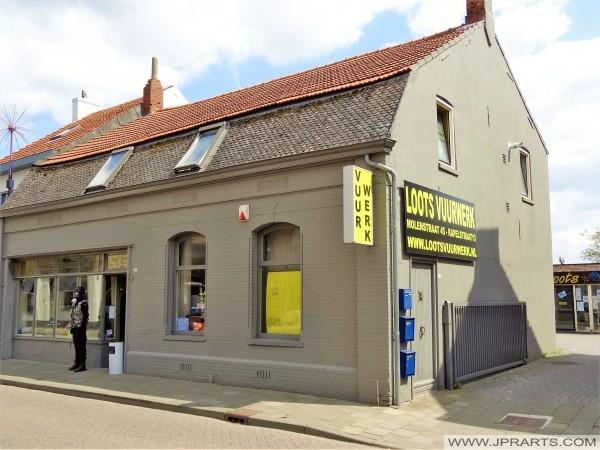 Loots Vuurwerk - Feuerwerk Geschäft in Baarle-Hertog, Belgien