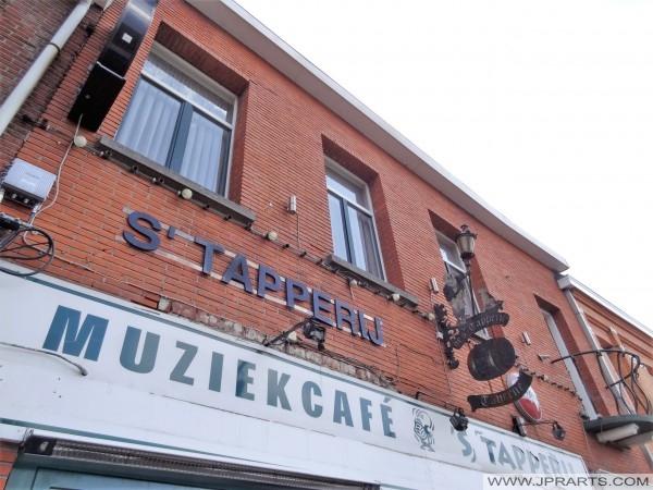 Muziekcafé Stapperij à Baarle-Nassau, Pays-Bas