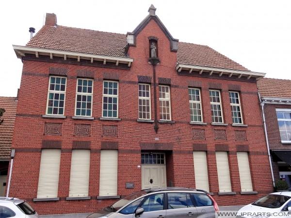 Convento de 1917 en Baarle-Hertog, Bélgica