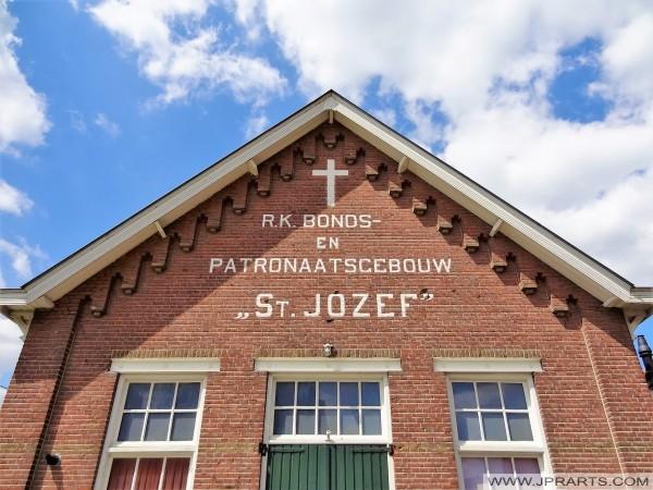 Edifício Federal Católica e Patrocínio de São José, em Baarle-Nassau, Países Baixos