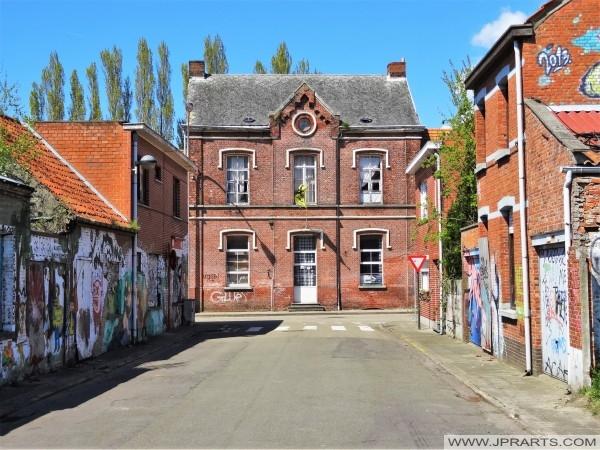 Aavekaupunki Doel, Belgia