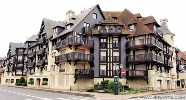 Appartements à Deauville, France