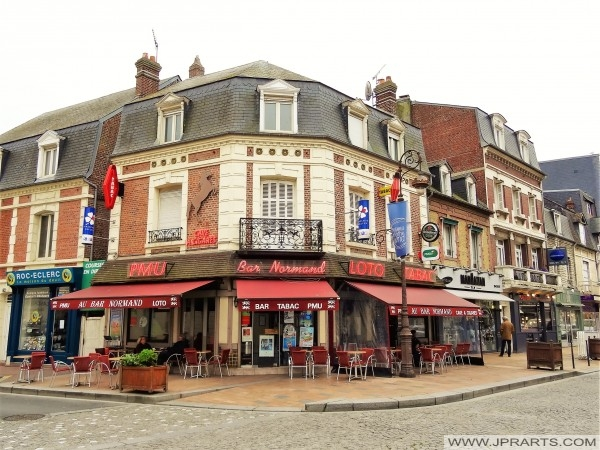 Bar Normand (Deauville, France)
