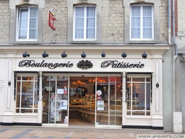 Boulangerie et Pâtisserie à Deauville, France