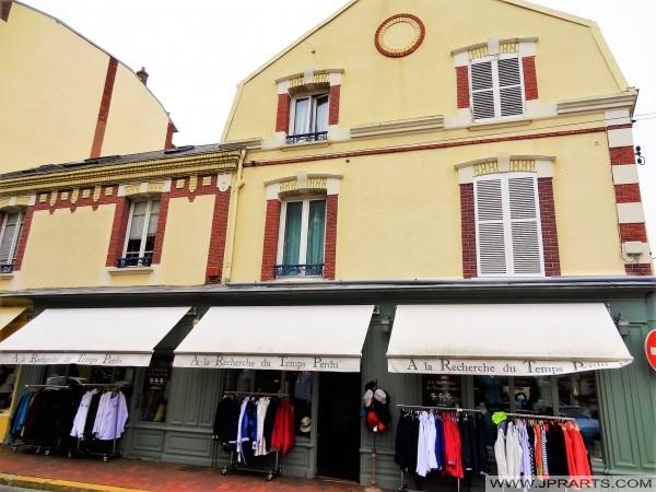 Boutique de adultos 'En busca del tiempo perdido' (Cabourg, Francia)