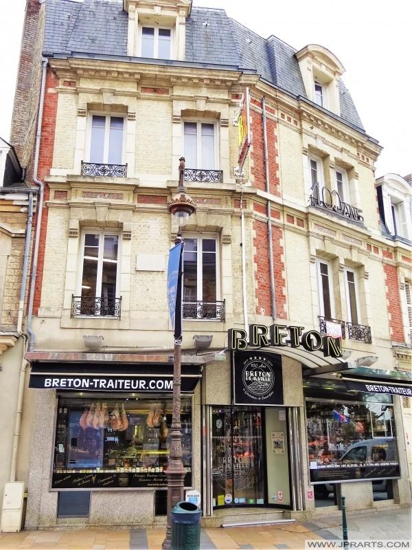 Breton-Traiteur.com (Deauville, France)