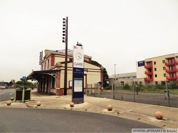 Stazione Dives-Cabourg (Francia)