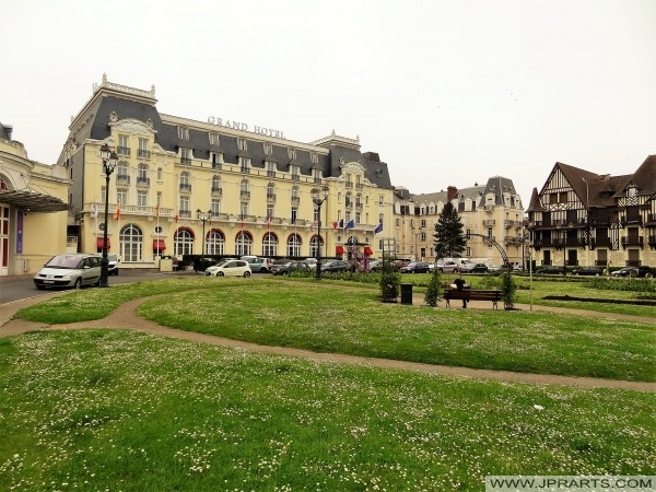 Grand Hotel in Cabourg, Frankreich