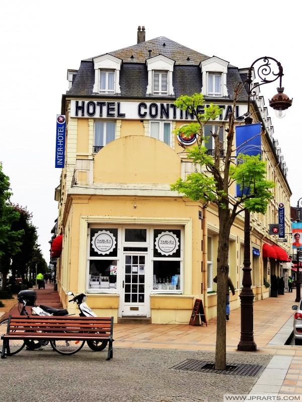 Hôtel Continental à Deauville, France