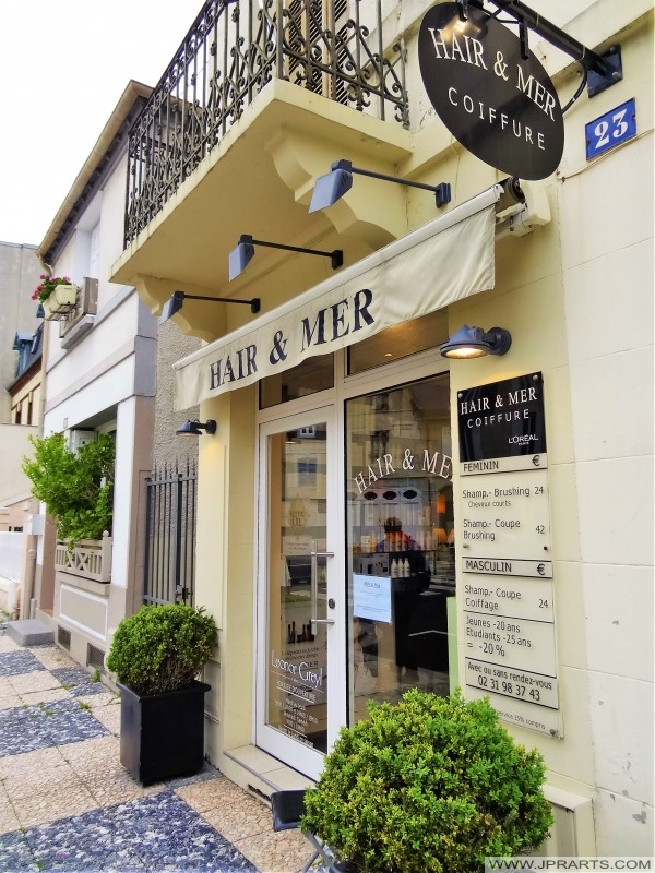 Hair & Mer Coiffure (Deauville, France)